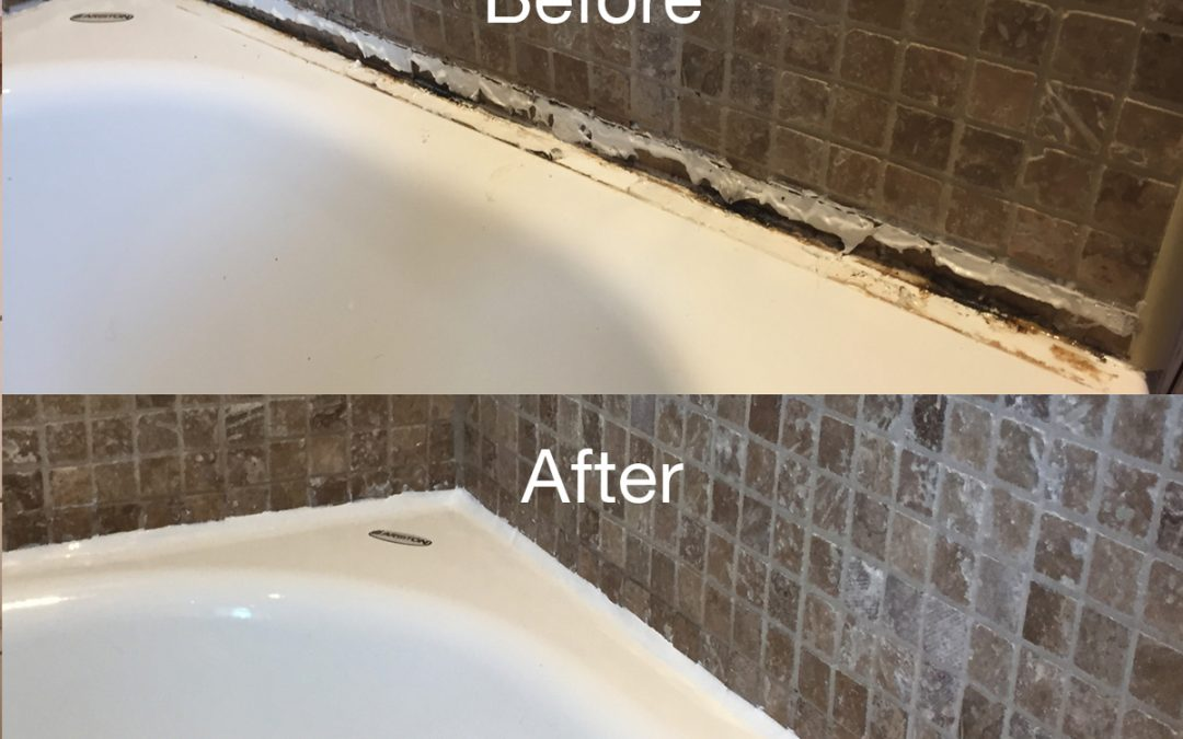 More than grout cleaning…